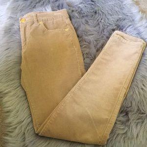 Michael Kors corduroy Skinny pants size 2